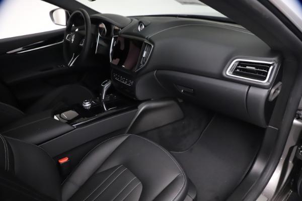 New 2021 Maserati Ghibli S Q4 for sale Sold at Maserati of Greenwich in Greenwich CT 06830 24