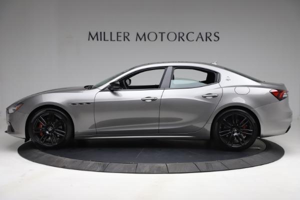 New 2021 Maserati Ghibli S Q4 for sale Sold at Maserati of Greenwich in Greenwich CT 06830 3