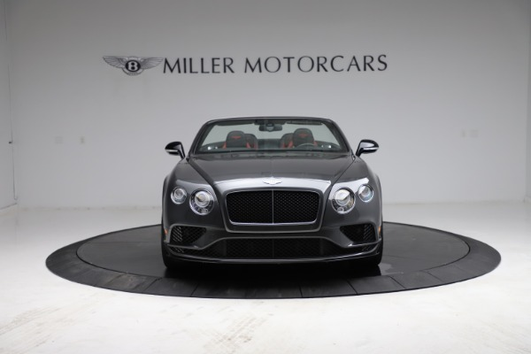 Used 2017 Bentley Continental GT V8 S for sale $179,900 at Maserati of Greenwich in Greenwich CT 06830 13