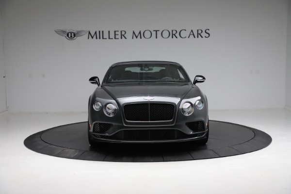 Used 2017 Bentley Continental GT V8 S for sale Call for price at Maserati of Greenwich in Greenwich CT 06830 14