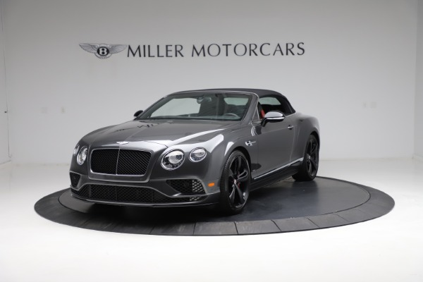 Used 2017 Bentley Continental GT V8 S for sale Call for price at Maserati of Greenwich in Greenwich CT 06830 15