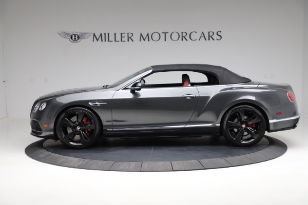 Used 2017 Bentley Continental GT V8 S for sale Call for price at Maserati of Greenwich in Greenwich CT 06830 16