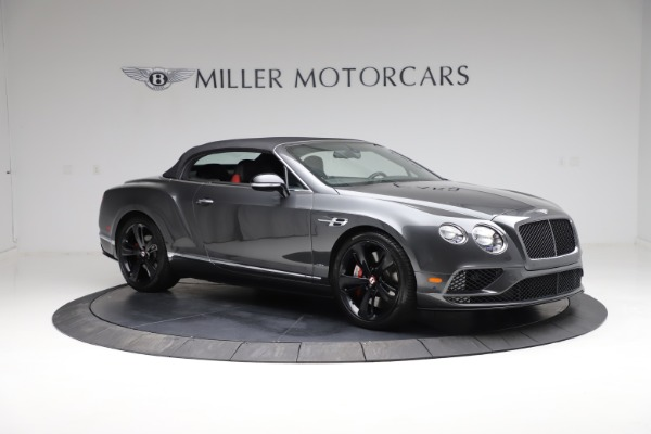 Used 2017 Bentley Continental GT V8 S for sale $179,900 at Maserati of Greenwich in Greenwich CT 06830 21