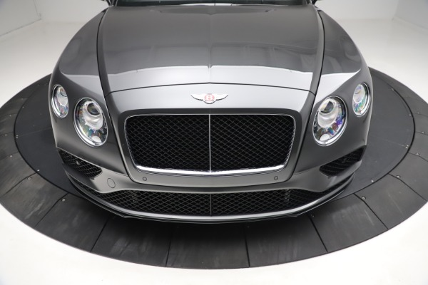 Used 2017 Bentley Continental GT V8 S for sale $179,900 at Maserati of Greenwich in Greenwich CT 06830 22