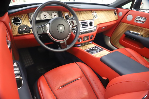 Used 2016 Rolls-Royce Dawn for sale $269,900 at Maserati of Greenwich in Greenwich CT 06830 18