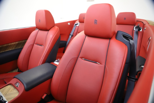 Used 2016 Rolls-Royce Dawn for sale $269,900 at Maserati of Greenwich in Greenwich CT 06830 20