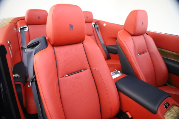 Used 2016 Rolls-Royce Dawn for sale $269,900 at Maserati of Greenwich in Greenwich CT 06830 21