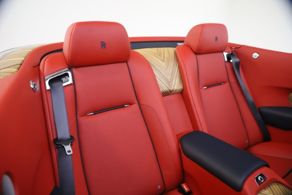 Used 2016 Rolls-Royce Dawn for sale $269,900 at Maserati of Greenwich in Greenwich CT 06830 23
