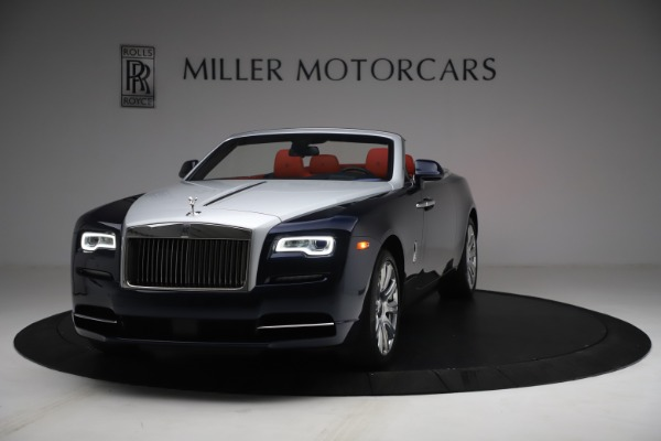 Used 2016 Rolls-Royce Dawn for sale $269,900 at Maserati of Greenwich in Greenwich CT 06830 1