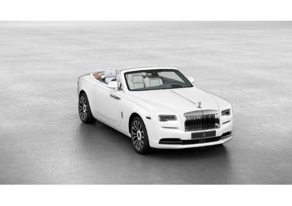 New 2021 Rolls-Royce Dawn for sale Sold at Maserati of Greenwich in Greenwich CT 06830 2