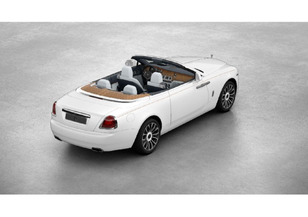 New 2021 Rolls-Royce Dawn for sale Sold at Maserati of Greenwich in Greenwich CT 06830 3