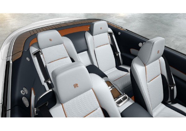 New 2021 Rolls-Royce Dawn for sale Sold at Maserati of Greenwich in Greenwich CT 06830 4