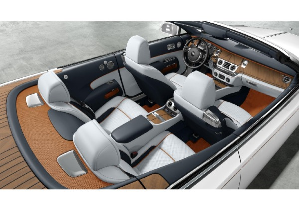 New 2021 Rolls-Royce Dawn for sale Sold at Maserati of Greenwich in Greenwich CT 06830 6