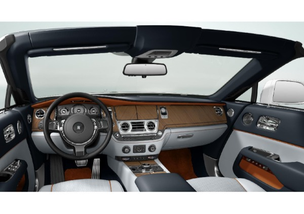 New 2021 Rolls-Royce Dawn for sale Sold at Maserati of Greenwich in Greenwich CT 06830 7