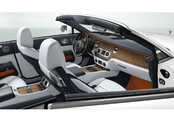 New 2021 Rolls-Royce Dawn for sale Sold at Maserati of Greenwich in Greenwich CT 06830 8