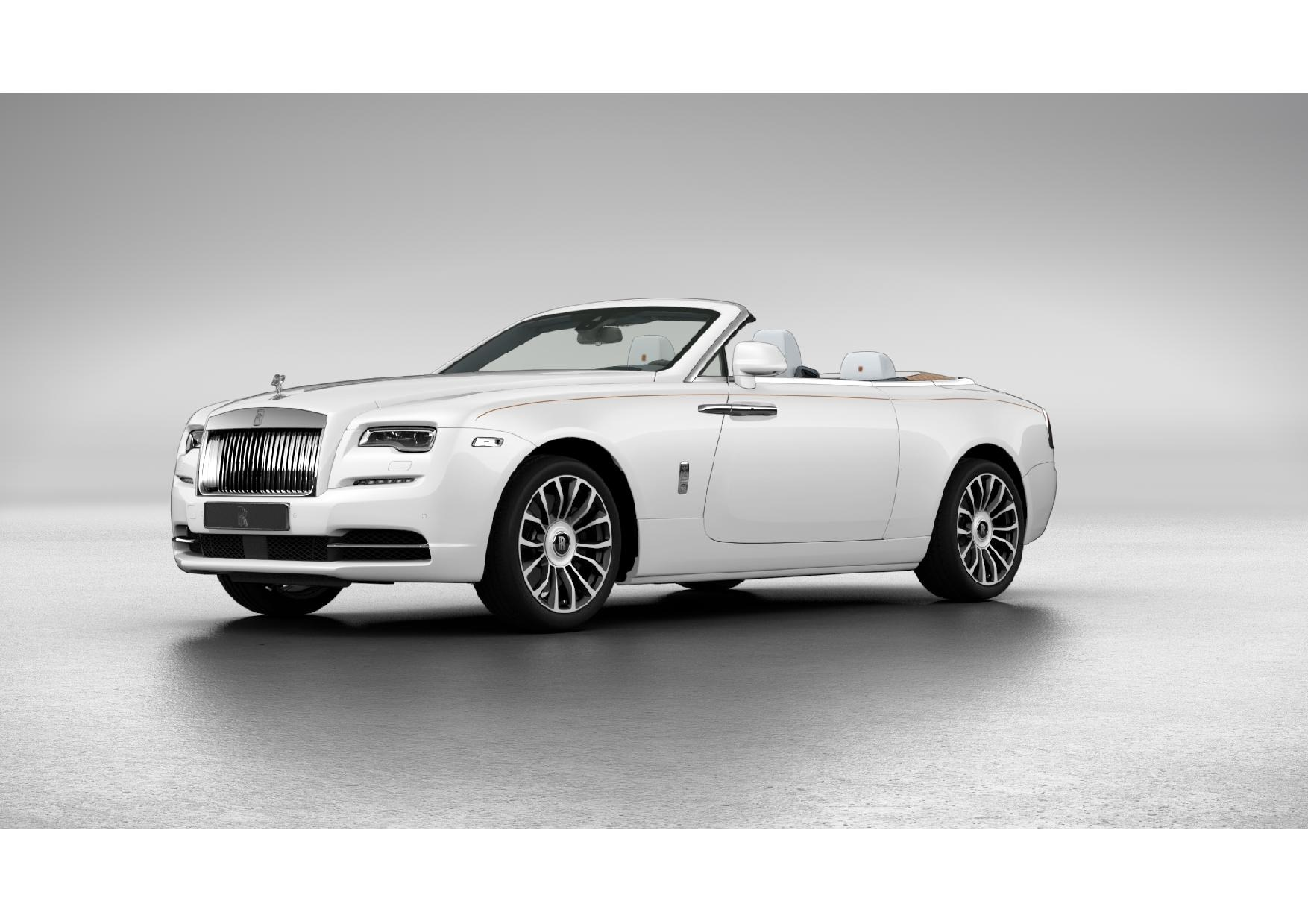 New 2021 Rolls-Royce Dawn for sale Sold at Maserati of Greenwich in Greenwich CT 06830 1