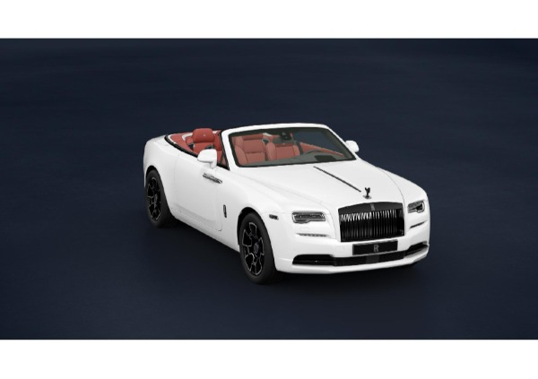New 2021 Rolls-Royce Dawn Black Badge for sale Call for price at Maserati of Greenwich in Greenwich CT 06830 2