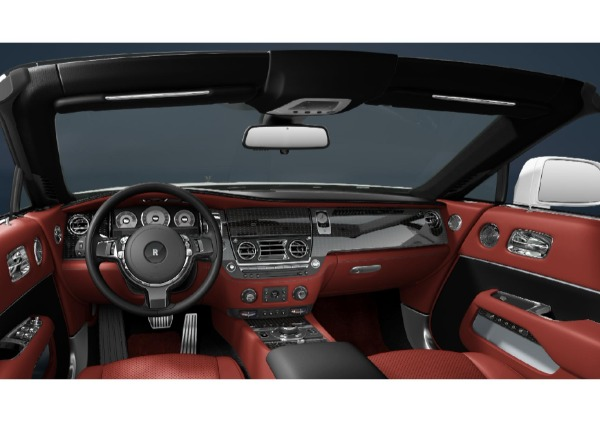 New 2021 Rolls-Royce Dawn Black Badge for sale Call for price at Maserati of Greenwich in Greenwich CT 06830 4