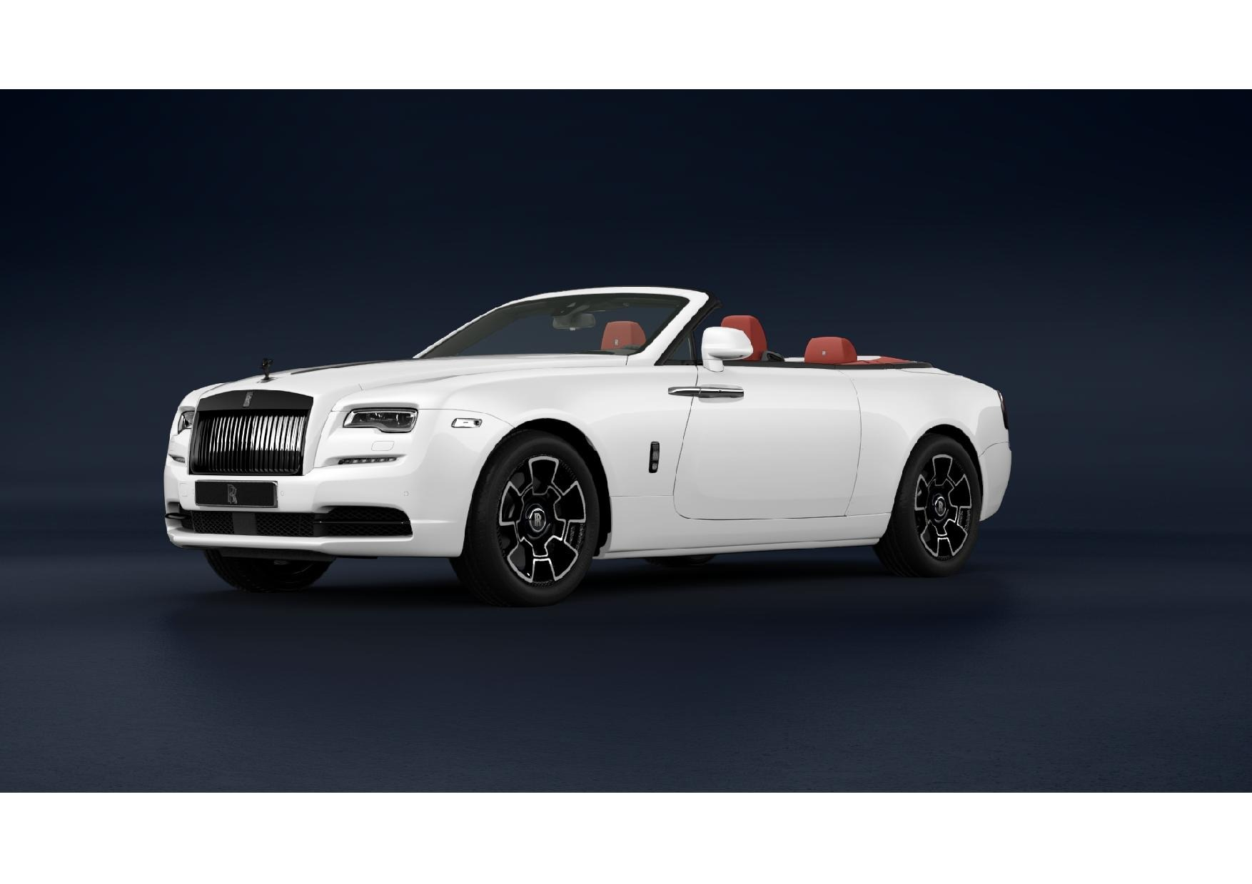 New 2021 Rolls-Royce Dawn Black Badge for sale Call for price at Maserati of Greenwich in Greenwich CT 06830 1