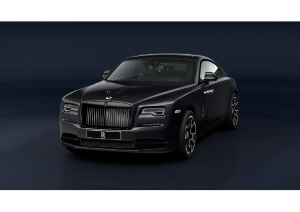 New 2021 Rolls-Royce Wraith Black Badge for sale Call for price at Maserati of Greenwich in Greenwich CT 06830 2