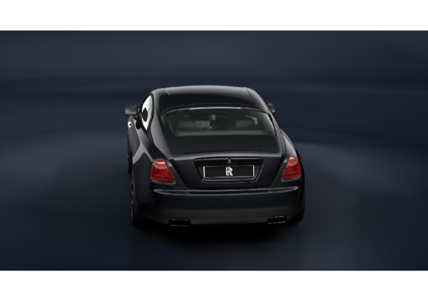 New 2021 Rolls-Royce Wraith Black Badge for sale Call for price at Maserati of Greenwich in Greenwich CT 06830 3