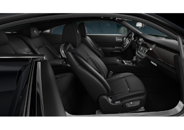 New 2021 Rolls-Royce Wraith Black Badge for sale Call for price at Maserati of Greenwich in Greenwich CT 06830 6