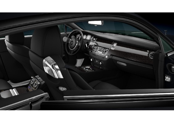 New 2021 Rolls-Royce Wraith Black Badge for sale Call for price at Maserati of Greenwich in Greenwich CT 06830 7