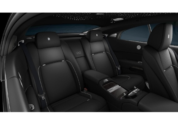 New 2021 Rolls-Royce Wraith Black Badge for sale Call for price at Maserati of Greenwich in Greenwich CT 06830 8