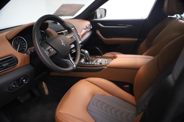 New 2021 Maserati Levante Q4 GranLusso for sale $93,385 at Maserati of Greenwich in Greenwich CT 06830 13