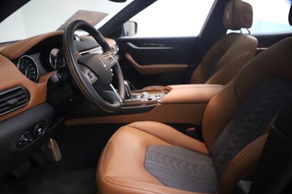 New 2021 Maserati Levante Q4 GranLusso for sale $93,385 at Maserati of Greenwich in Greenwich CT 06830 14