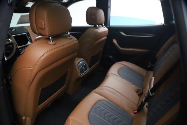 New 2021 Maserati Levante Q4 GranLusso for sale $93,385 at Maserati of Greenwich in Greenwich CT 06830 17