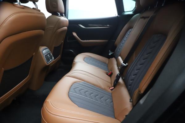New 2021 Maserati Levante Q4 GranLusso for sale $93,385 at Maserati of Greenwich in Greenwich CT 06830 18