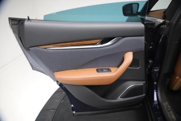 New 2021 Maserati Levante Q4 GranLusso for sale $93,385 at Maserati of Greenwich in Greenwich CT 06830 20