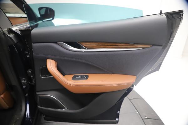 New 2021 Maserati Levante Q4 GranLusso for sale $93,385 at Maserati of Greenwich in Greenwich CT 06830 25