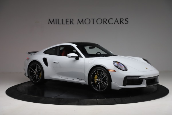 Used 2021 Porsche 911 Turbo S for sale $273,900 at Maserati of Greenwich in Greenwich CT 06830 10