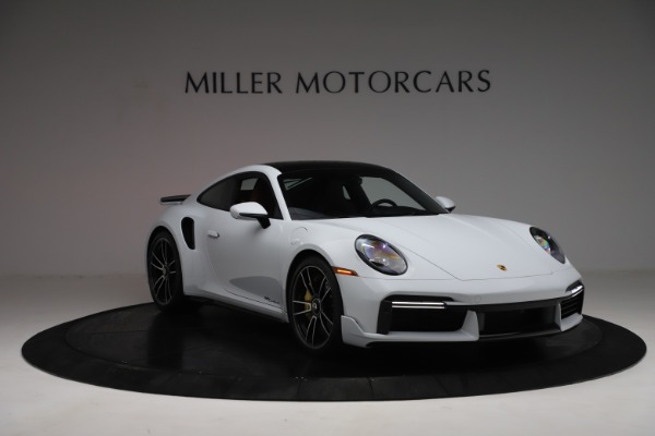 Used 2021 Porsche 911 Turbo S for sale $273,900 at Maserati of Greenwich in Greenwich CT 06830 11