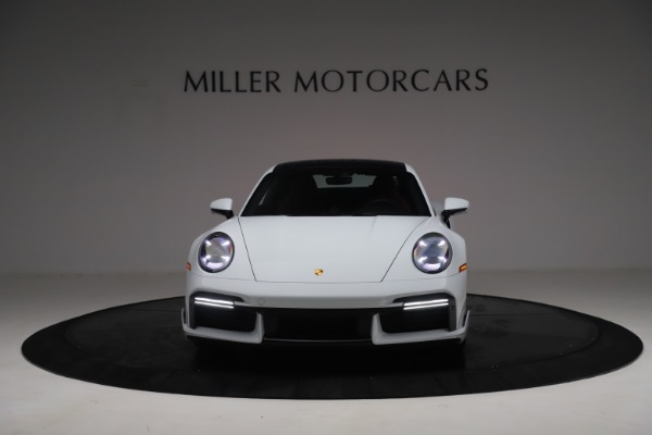 Used 2021 Porsche 911 Turbo S for sale $273,900 at Maserati of Greenwich in Greenwich CT 06830 12