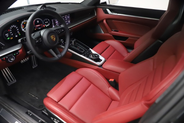 Used 2021 Porsche 911 Turbo S for sale $273,900 at Maserati of Greenwich in Greenwich CT 06830 13