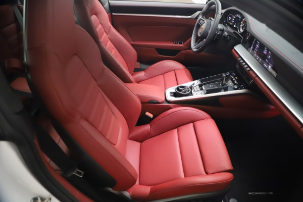 Used 2021 Porsche 911 Turbo S for sale $273,900 at Maserati of Greenwich in Greenwich CT 06830 17