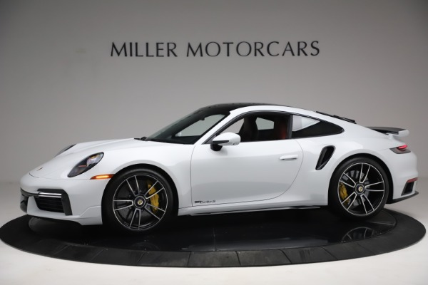 Used 2021 Porsche 911 Turbo S for sale $273,900 at Maserati of Greenwich in Greenwich CT 06830 2