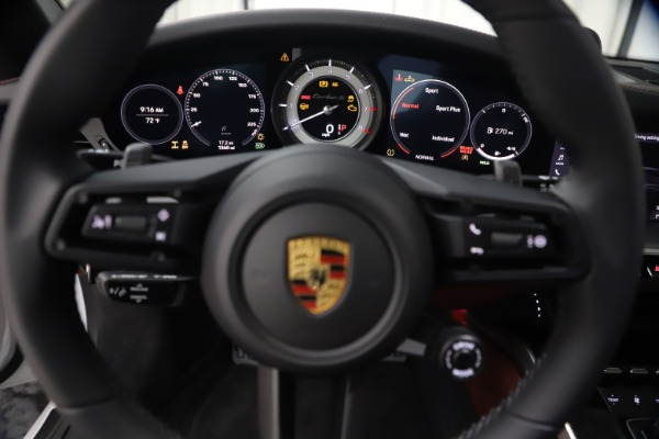 Used 2021 Porsche 911 Turbo S for sale $273,900 at Maserati of Greenwich in Greenwich CT 06830 20