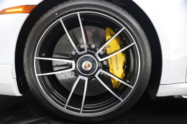 Used 2021 Porsche 911 Turbo S for sale $273,900 at Maserati of Greenwich in Greenwich CT 06830 24