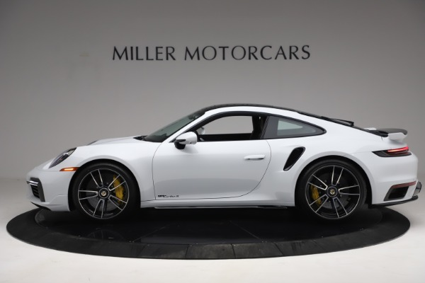 Used 2021 Porsche 911 Turbo S for sale $273,900 at Maserati of Greenwich in Greenwich CT 06830 3