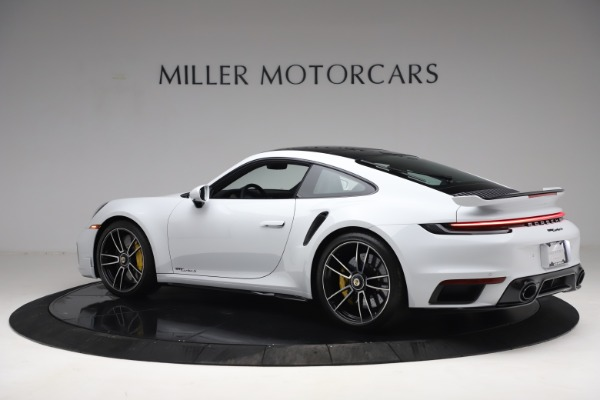 Used 2021 Porsche 911 Turbo S for sale $273,900 at Maserati of Greenwich in Greenwich CT 06830 4