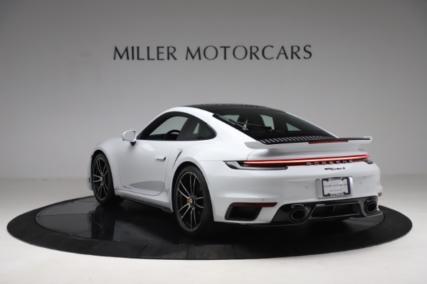 Used 2021 Porsche 911 Turbo S for sale $273,900 at Maserati of Greenwich in Greenwich CT 06830 5