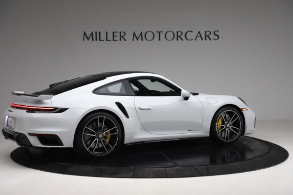 Used 2021 Porsche 911 Turbo S for sale $273,900 at Maserati of Greenwich in Greenwich CT 06830 8