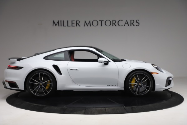 Used 2021 Porsche 911 Turbo S for sale $273,900 at Maserati of Greenwich in Greenwich CT 06830 9