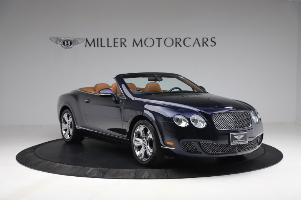 Used 2011 Bentley Continental GTC for sale Call for price at Maserati of Greenwich in Greenwich CT 06830 11