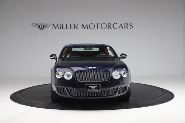 Used 2011 Bentley Continental GTC for sale Call for price at Maserati of Greenwich in Greenwich CT 06830 13