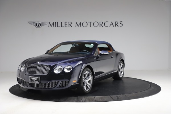 Used 2011 Bentley Continental GTC for sale Call for price at Maserati of Greenwich in Greenwich CT 06830 14